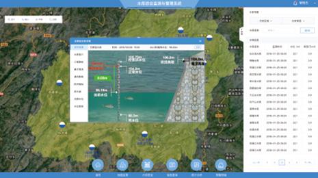 水库综合检测与管理系统