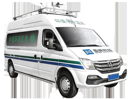 YF-AMWQMS移动式应急监测系统