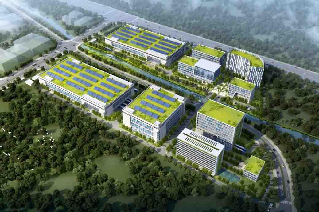 打造顺德环保科技产业园为佛山市首家环保产业园区