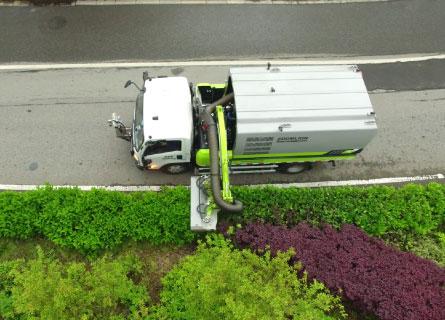 绿篱修剪综合养护车(ZBH5081TYHJXE6)