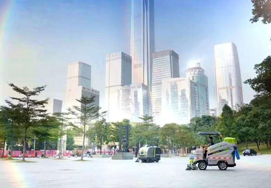 深圳市福田区政府环卫一体化项目